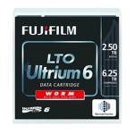 Fuji Cartouche de données LTO-6 Ultrium WORM 2,5 To/6,25 To