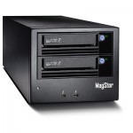 MagStor double LTO-7 externe interface Thunderbolt 3