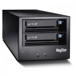MagStor double LTO-8 externe interface Thunderbolt 3