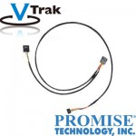 VTRAK J930 Cable de management