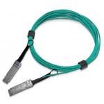 Mellanox Câble Infiniband Optique Actif QSFP56 200Gb/s 15M