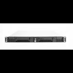 mLogic mRack double LTO-8 interface Thunderbolt 3 - rackable - XenData 6