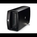 mLogic mTape LTO-8 interface Thunderbolt 3 - Hedge Canister