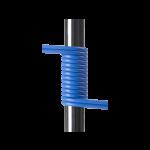 Câble HP Premier Flex LC/LC OM4 multimode 2 fibres, 2m