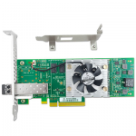 Adaptateur Qlogic Fibre Channel 16Gb/s PCIe mono port QLE2670