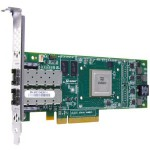 Adaptateur Qlogic Fibre Channel 16Gb/s PCIe Double Port QLE2672