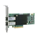 Adaptateur HP Fibre Channel 16 Gb/s SN1000E double port PCIe