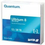 Quantum Cartouche de données LTO-8 Ultrium WORM 12Tb/30Tb