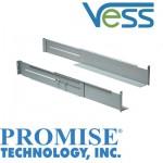 Kit montage en rack pour Promise Vess A2200