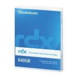 Cartouche Quantum RDX 640 Go