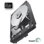 Disque Seagate Entreprise SATA 3 Gb/s 2 Tb