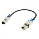 Lenovo IBM ASCA câble mini-SAS - mini-SAS HD externe, longueur 0,6 mètre