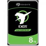 Seagate Disque Dur Exos Entreprise Capacity 8Tb 4kn 512e SAS