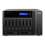 NAS QNAP Turbo NAS 10 disques
