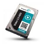 Seagate Disque Dur Video 2.5 HDD 500Gb
