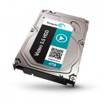 Seagate Disque Dur Video 3.5 HDD 1 To