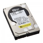 Western Digital Disque Dur SAS WD RE 4To