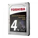 Toshiba Disque Dur X300 Desktop 4Tb