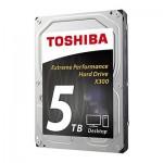 Toshiba Disque Dur X300 Desktop 5Tb