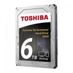 Toshiba Disque Dur X300 Desktop 6Tb