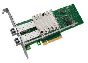 Intel Carte réseau convergent Ethernet X520- SR2