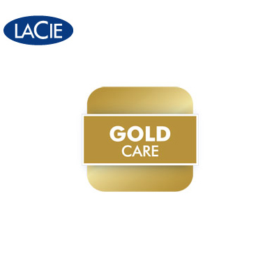 LaCie Gold Care - Niveau 3