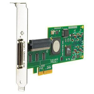 HP adaptateur de bus hôte SC11xe Ultra320 mono canal PCIe
