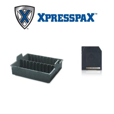 XpresspaX insert valise de transport pour bandes T10000, 9840, 3590, 3592