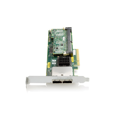 Adaptateur HP RAID SAS 6Gb/s Smart Array P411 512 BBWC
