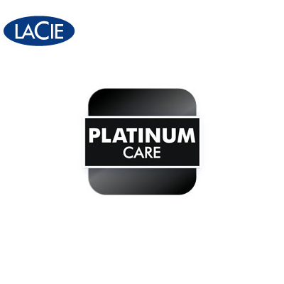 LaCie Platinum Care - Niveau 3