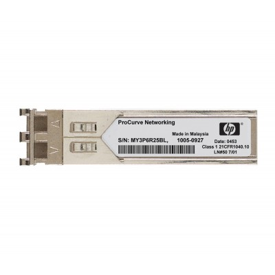 HP B-series 8Gb Extended Long Wave 25km Fibre Channel SFP+ Transceive