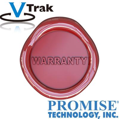 Promise Extension de garantie 1 an pour Pegasus R4 / R6 / SMARTCLOUD