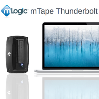 mLOGIC mTAPE THUNDERBOLT